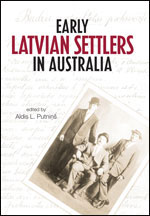 Early Latvian Settlers in Australia